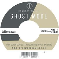 Wychwood Ghost Mode Flourocarbon Tippet 50m