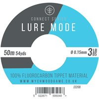 Wychwood Lure Mode Flourocarbon Tippet 50m