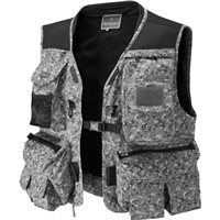 Wychwood Game Long Vest Grey