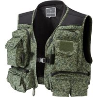 Wychwood Game Short Vest Green