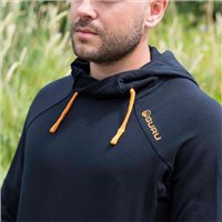 Guru Lightweight Hoody Black