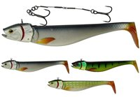 Illex Swimbait Head + Dexter Shad