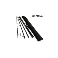 Daiwa Seahunter Z Boat Rods 4 Piece