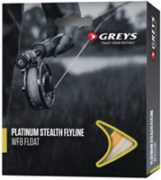 Greys Platinum Stealth Fly Line