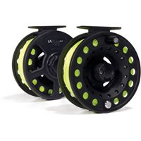 Leeda LA Fly Reel with Line