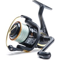 Leeda Icon 3000 Spin Reel with 20lb Braid