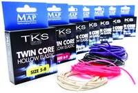 Map TKS Twin Core Hollow Elastic 16-20 Purple