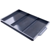 Map Shallow Partitioned Tray Unit
