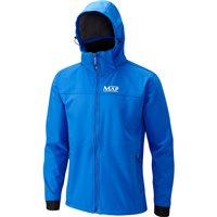 Map Softshell Jacket Blue