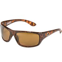 Mustad Tortoise Vented Frame with Amber Lens