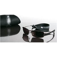Wychwood Magnesium Brown sunglasses