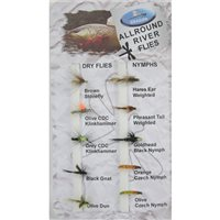 Dragon Tackle Allrounder River Flies