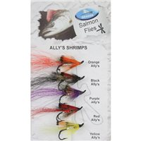 Dragon Tackle Ally's Shrimps