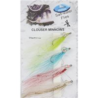 Dragon Tackle Clouser Minnows