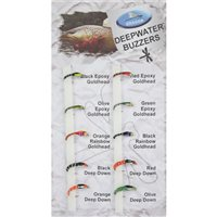 Dragon Tackle Deepwater Buzzers