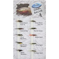 Dragon Tackle Diawl Bachs