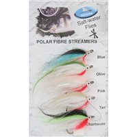 Dragon Tackle Polar Fibre Streamer