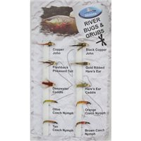 Dragon Tackle River bugs & Grubs