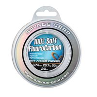 Savage Gear 100% Soft Fluorocarbon