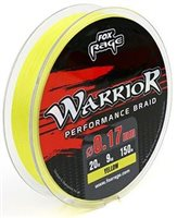 Fox Rage Warrior Performance Braid 150m