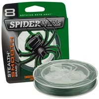 Spiderwire Stealth Smooth 8 Braid