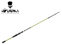 Gunki Plug In Rod