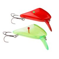 Savage Gear 4play Lip Scull UV Red/Green