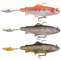 Savage Gear 4D Trout Spin Shad Lure