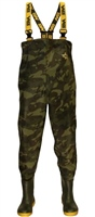 Vass 800 Camo Chest Waders