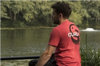 Guru Brush Logo Tee