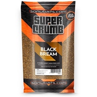 Sonubaits Supercrumb Black Bream Groundbait