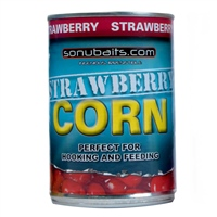 Sonubaits Strawberry Corn 400g Tin