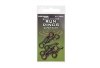 Drennan Quick Change Run Rings