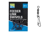 Preston Innovations Double Feeder Link Swivels