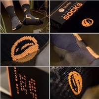 Guru Black Waterproof Socks