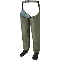 Leeda Profil Breathable Thigh Waders