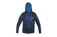 Preston Innovations Navy Zip Front Hoodie