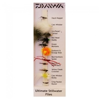 Daiwa Ultimate Stillwater