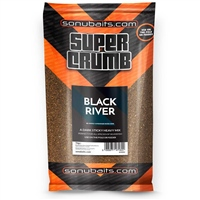 Sonubaits Supercrumb Black River Groundbait