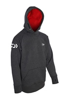 Daiwa Match Hoodie Grey/Red