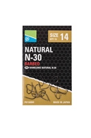 Preston Innovations Natural N-30 Hooks