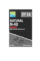 Preston Innovations Natural N-40 Hooks