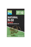 Preston Innovations Natural N-50 Hooks