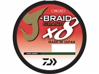 Daiwa J-Braid Grand Braid Green