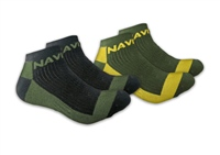 Navitas High Performance Coolmax Socks Twin Pack