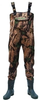 Allcock Camouflage Neoprene Chest Waders
