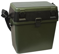Dennett Seatbox With Multiple Compartments
