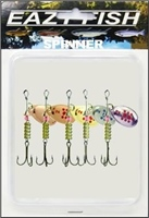 Dennett Eazy Fish Assorted Spinner Kit