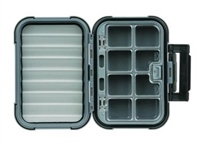 Flambeau Blue Ribbon Waterproof Comp Ripple Fly Box