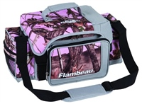Flambeau Soft Tackle Bag Pink Camo